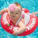 Swimtrainer pojas za plivanje Classic Creveni
