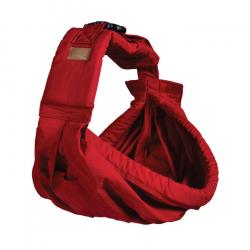 Cangaroo nosiljka marama Gentle Hug Red