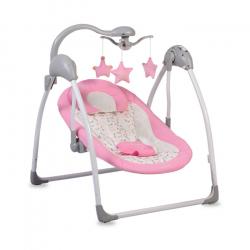 Cangaroo ljuljaš ka za bebe Jessie Pink