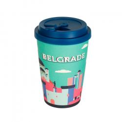 Bigbamboo Solja Belgrade city 500 ml
