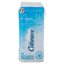 Cotoneve cetvrtaste maxi blaznice 50 Aqua Life
