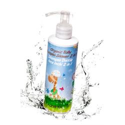 AzetaBio organski šampon kupka za bebe 500ml
