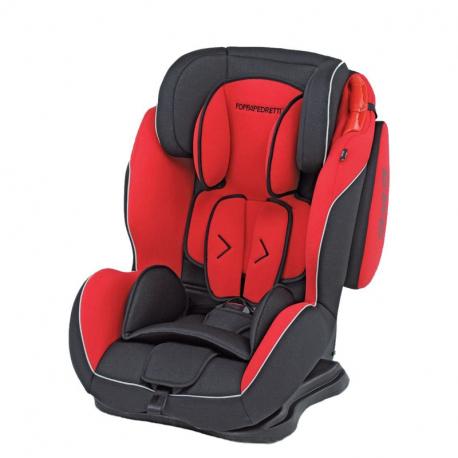 Foppapedretti Auto Sedište Dinamyc Red