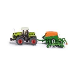 Traktor sa sejalicom