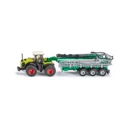 Traktor sa cisternom za djubrivo