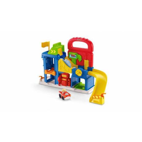 Fisher Price igračka Little People Garaža