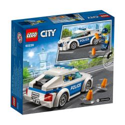 Lego City Police Patrol Car