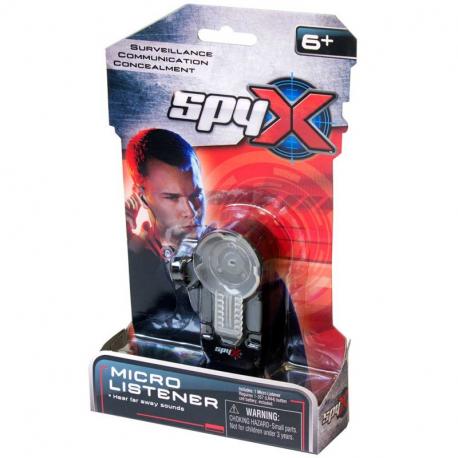 Spy X micro prisluškivač