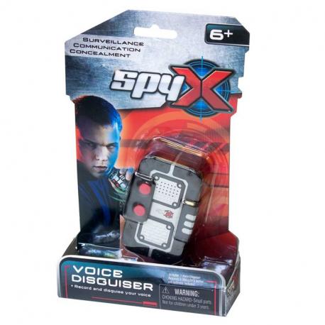 Spz X modifikator glasa
