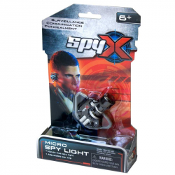Spy X micro spy svetlo