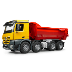 Kamion MB kiper Halfpipe