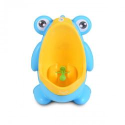 Cangaroo pisoar Froggy Blue