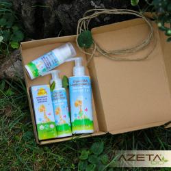 AzetaBio organski paket Dobrodosla bebo