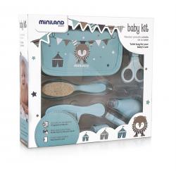 Miniland set za licnu higijenu Blue