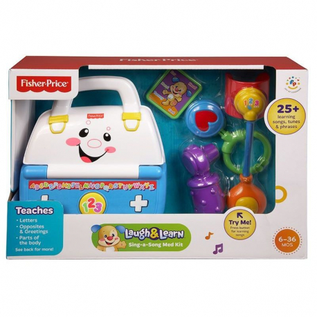 Fisher Price set Laugh & Learn