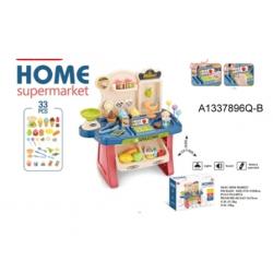 Supermarket mini set na baterije