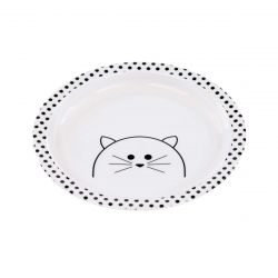 Lässig tanjir Little Chums Cat White