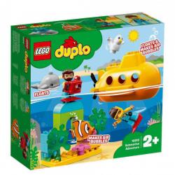Lego Duplo 10910 Town Submarine Adventure