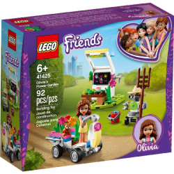 Lego Friends 41425 Olivijin cvetni vrt