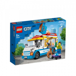 Lego City 60253 Prodavnica kamion sa csladoledom