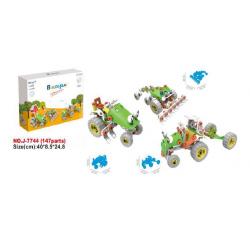 Hoogar igracka Stem Building Blocks J-7744