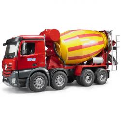 Kamion MB AROCS cement mixer
