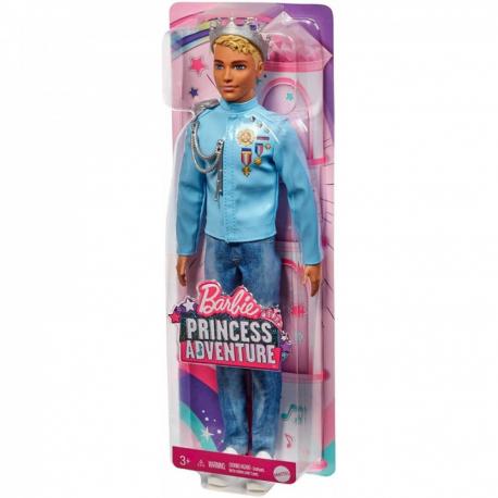 Barbie avantura Ken Princ