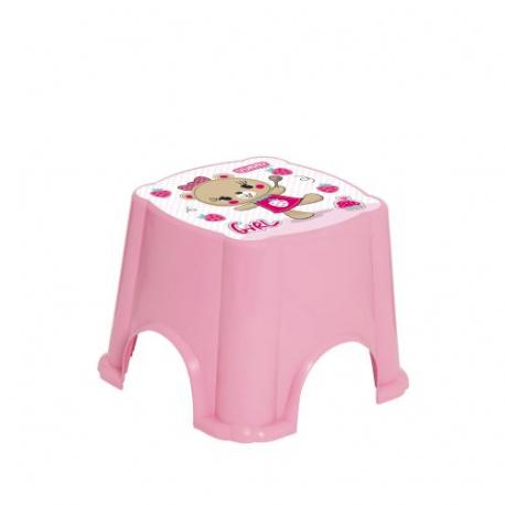 Stolica Pink Teddy 48/06584