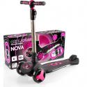 Trotinet Cool Wheels NOVA roze