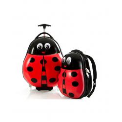 Heys Kids dečiji kofer i ranac Lady Bug