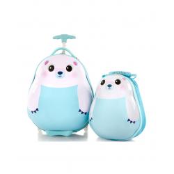 Heys Kids dečiji kofer i ranac Polar Bear