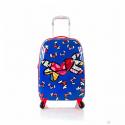 Britto Kids dečiji kofer Flying Hearts Red Trim