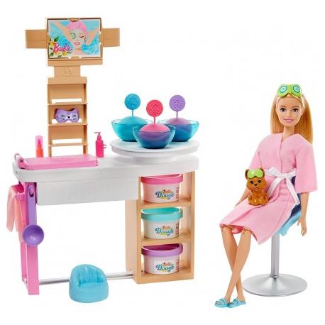 Barbie ljubimac u  spa salonu
