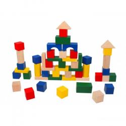Pino drvene kocke blokovi 50 kom