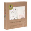 Lässig tetra pelene 3/1 Heavenly Soft L Little  Water Swan Purple