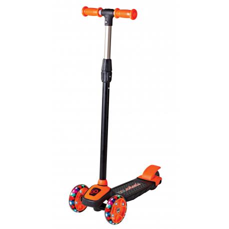 Trotinet Cool 3 točka Twist svetleći Orange