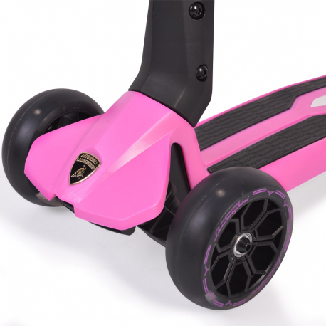 Cangaroo Trotinet Lamborghini pink