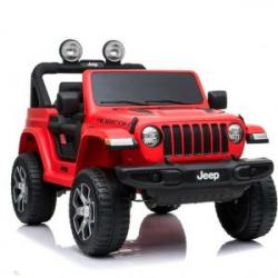 Dzip Jeep Wrangler 12v crveni