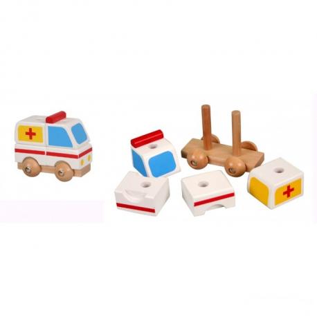 Pino Mini 3D puzzle
