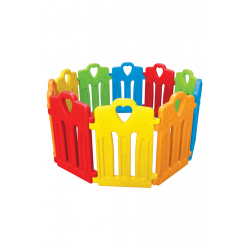 Jagu ogradica za decu plasticna 10 delova