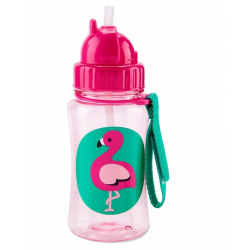 Skip Hop flašica sa slamkom Flamingo 9I236710