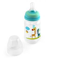 Plastična flašica 125  ml - super clear!