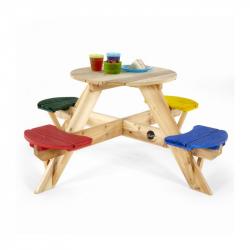 Plum okrugli sto za piknik Natur