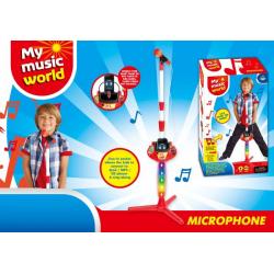 Mikrofon na stalku