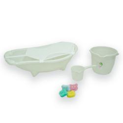 BiBaby plasticni set za kupanje