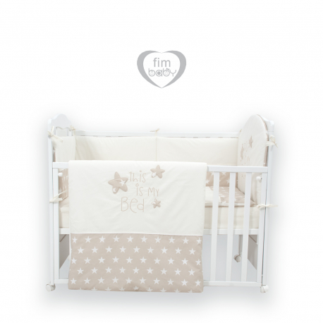 FIM komplet posteljina This is My Bed