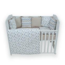 Fim bebi posteljina sa jastucima