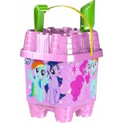 My Little Pony kofica za plazu Zamak set velika