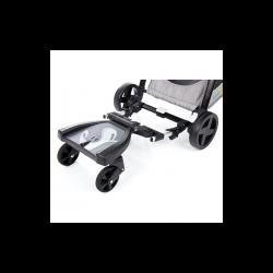 Fillikid platforma za kolica za drugo dete Black