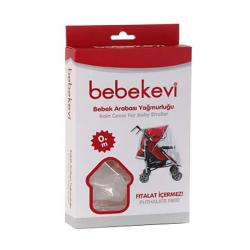 Bebekevi  kisna navlaka za kolica Crvena BEVI736